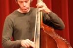 Photos from VidyA Live at SFSU Poetry Center. September 15, 2011.