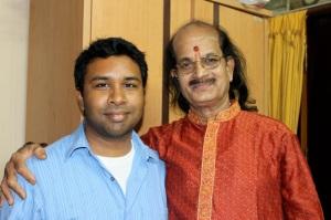 Prasant and Kadri sir