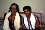 With Sri Kadri sir 1998
